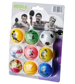 JOOLA FUN 9 pcs