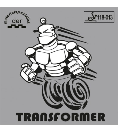 DER-MATERIALSPEZIALIST TRANSFORMER
