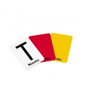 NITTAKU REFEREE CARDS