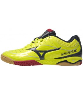 MIZUNO WAVE DRIVE A/YELLOW