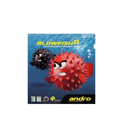 ANDRO BLOWFISH + plus